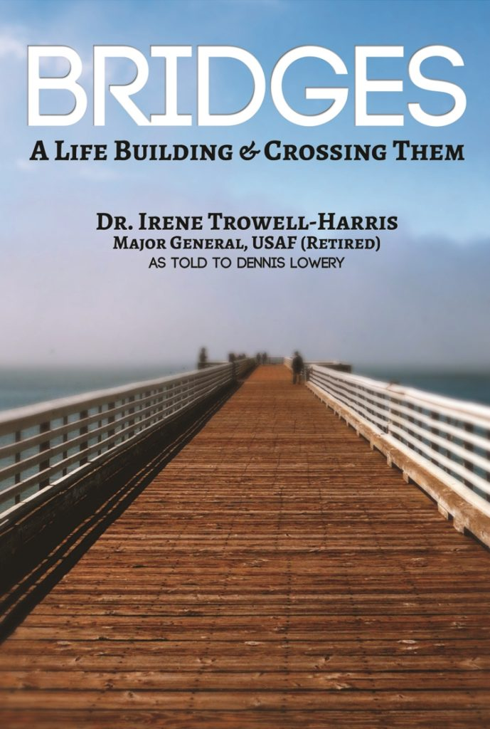 BRIDGES - A Life Building & Crossing Them - Front Cover