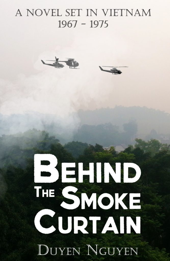 Behind the Smoke Curtain (front)