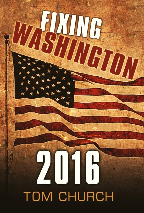 Fixing Washington 2016 by Tom Church