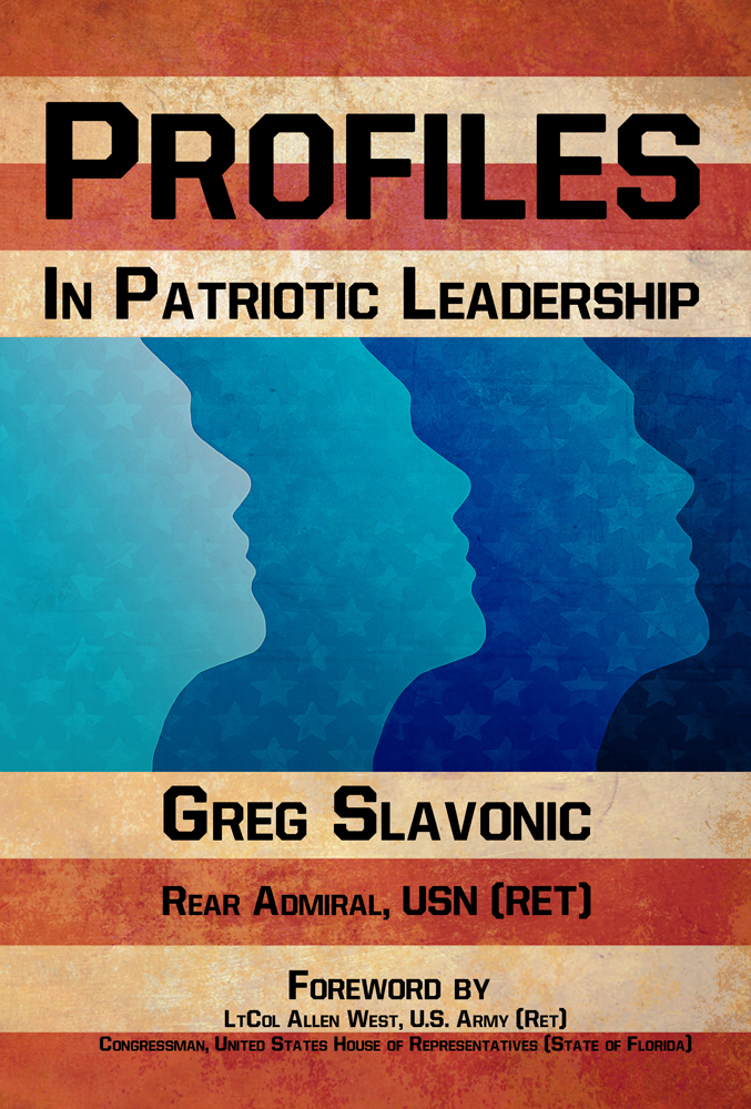 Profiles in Patriotic Leadership - front cover