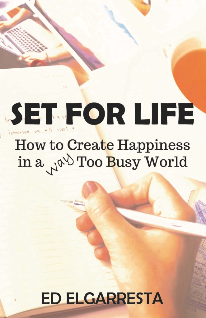 Set For Life front cover