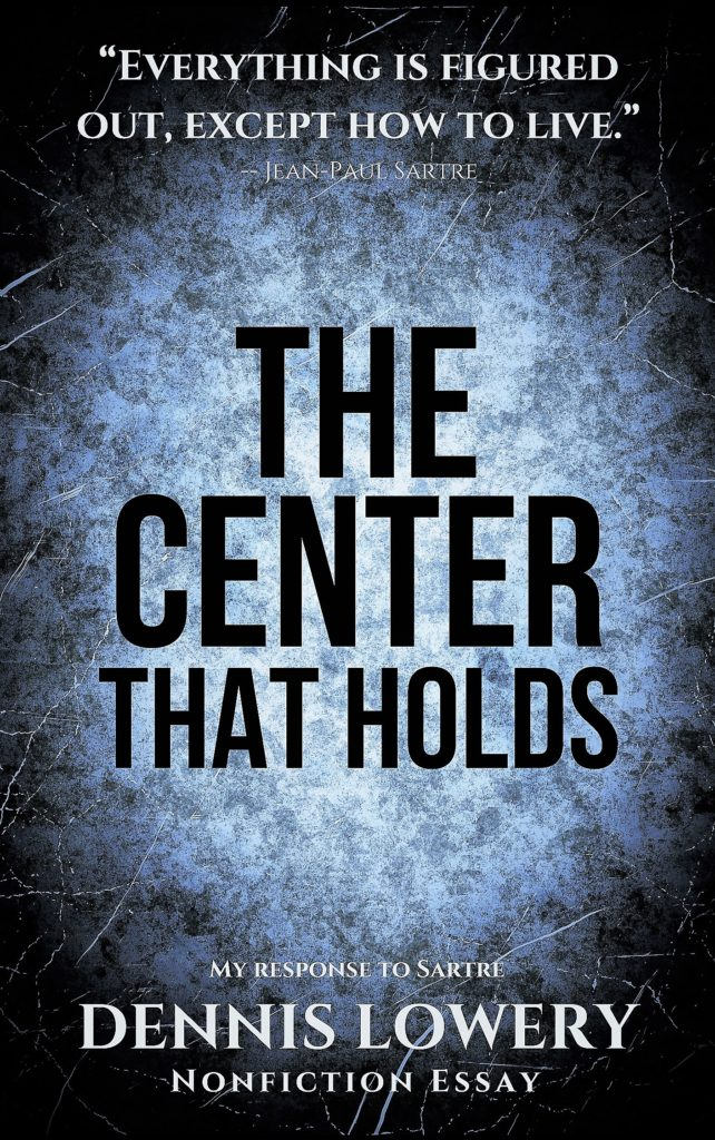 The Center That Holds by Dennis Lowery (blue)