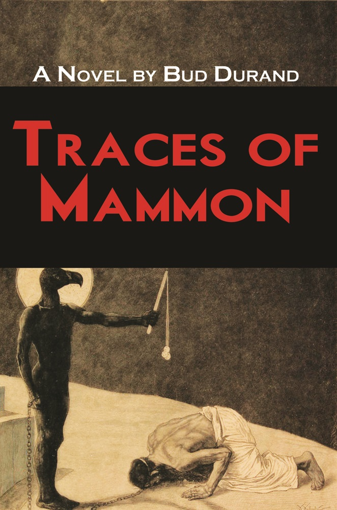 Traces of Mammon - front cover