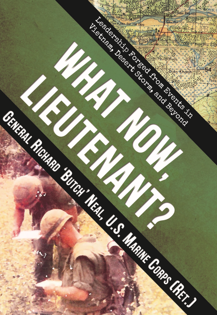 What Now Lieutenant - front cover