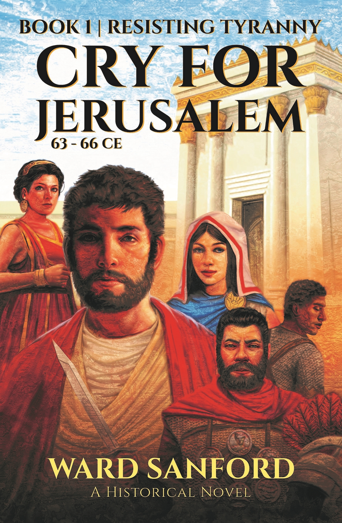 Cry For Jerusalem Book One