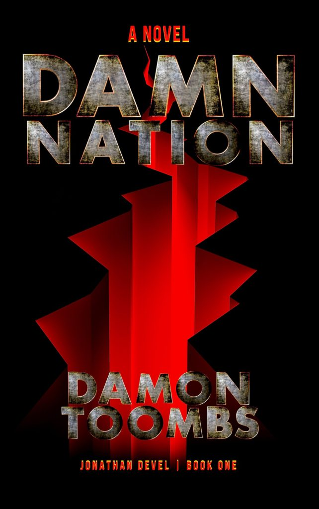 DAMNATION - Jonathan Devel Book One - Damon Toombs