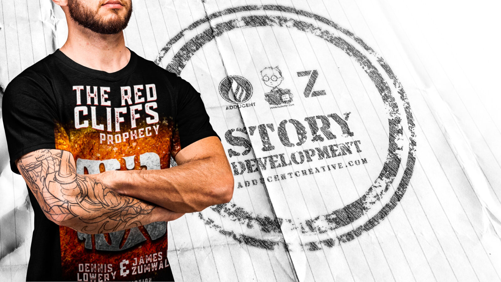 IN DEVELOPMENT - The Red Cliffs Prophecy - Adducent