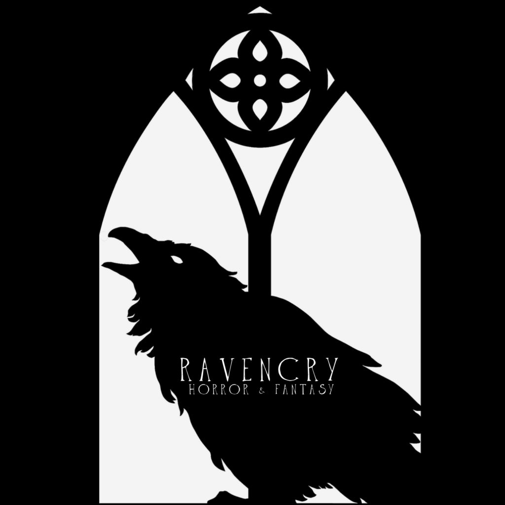 RAVENCRY An Adducent Horror & Fantasy Imprint (white)