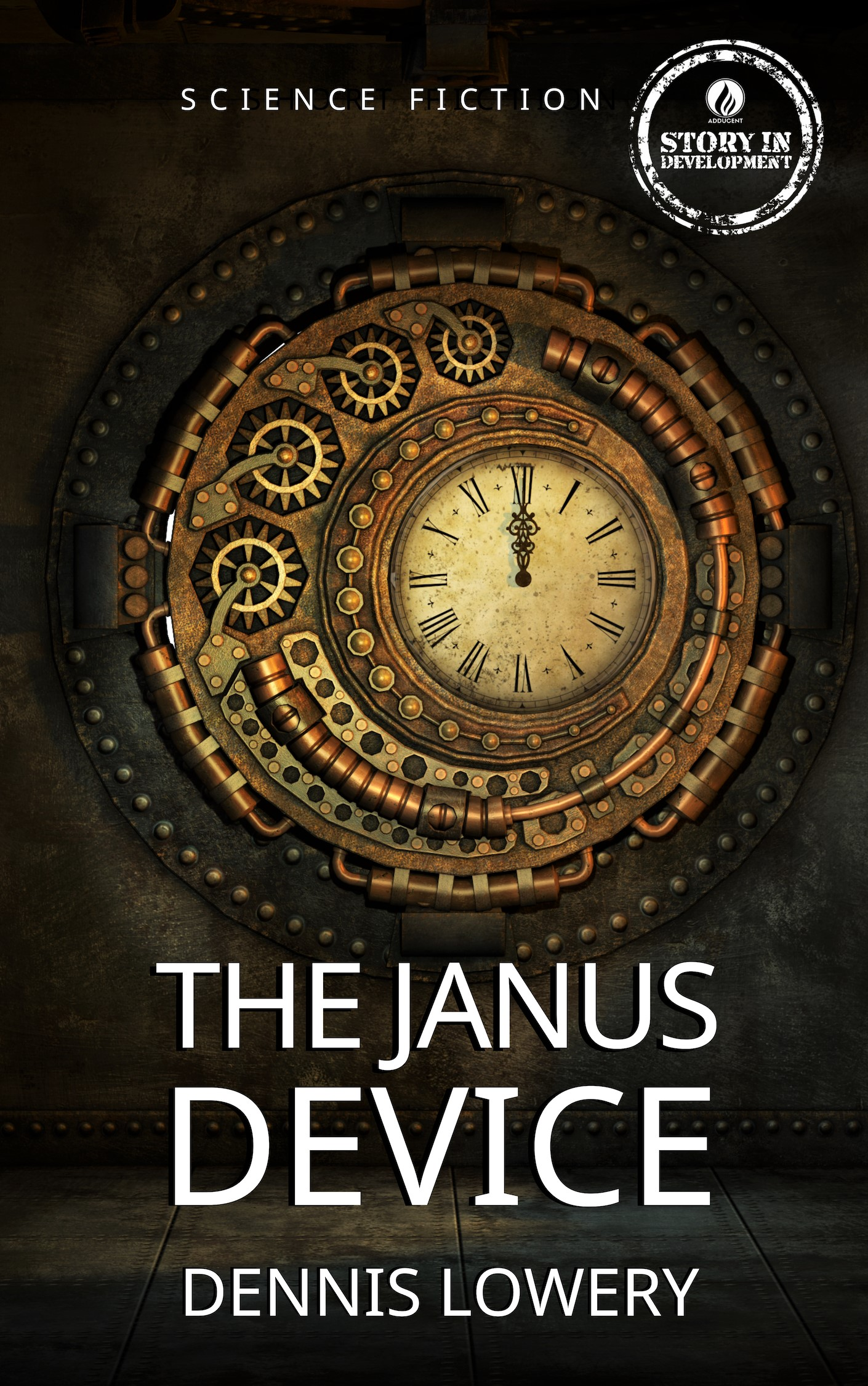 THE JANUS DEVICE by Dennis Lowery