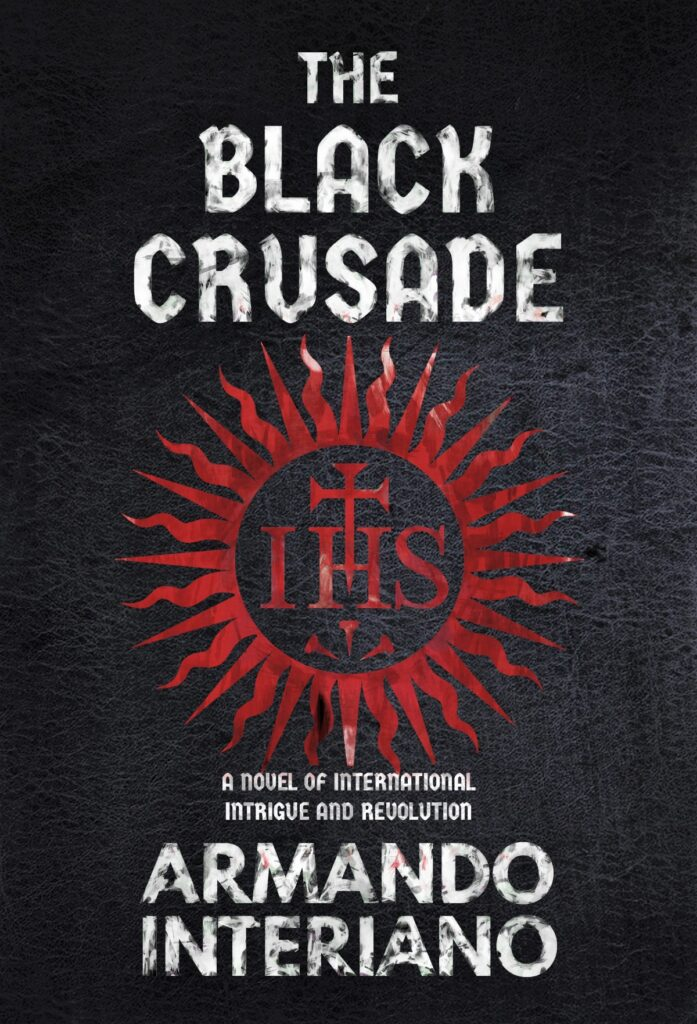 The Black Crusade front (English)